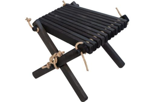Ecofurn 90597 Lilli Pine Black Scaled