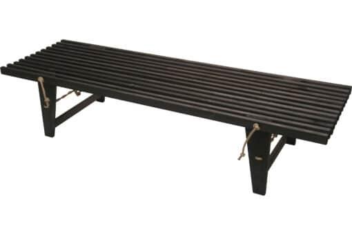 Ecofurn 91068 Daybed Pine Black Scaled