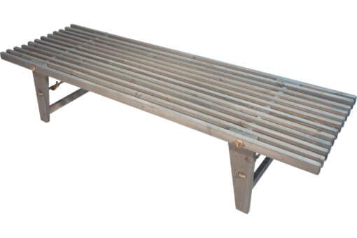 Ecofurn 91075 Daybed Pine Grey Scaled