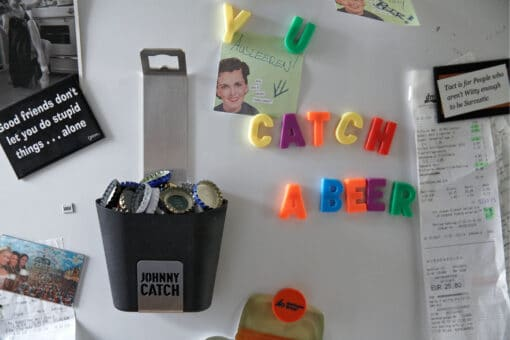 Johnny Catch Cup